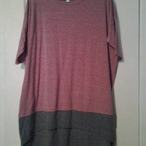 LuLaRoe Irma Tunic Size Medium ... NWOT!